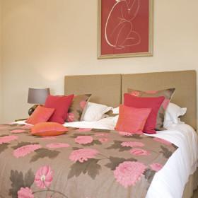 Six comfortable bedrooms
