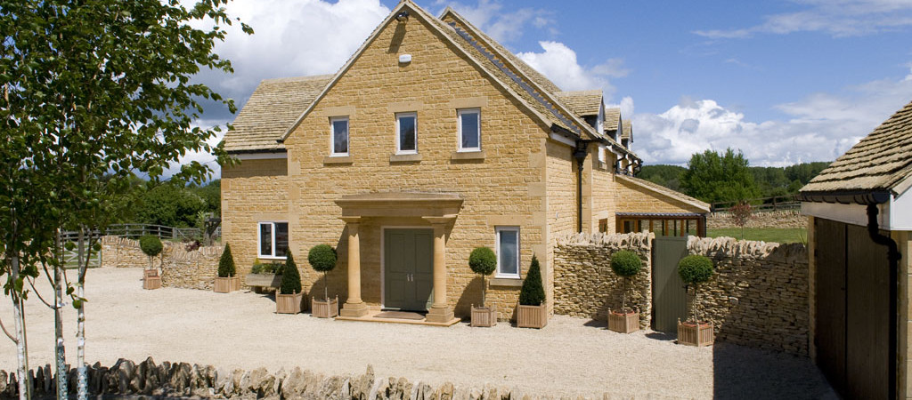 Get-together with family and friends in the quintessential Cotswolds location