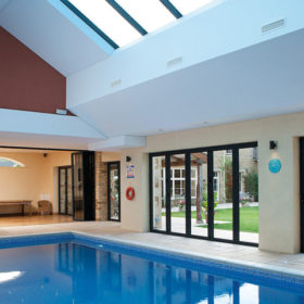 Indoor Pool and Steam Room
