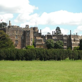 Steam engines, castles and spas