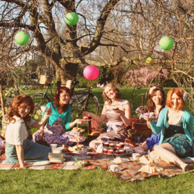 Somerset sunshine perfect for your Hen Weekend.
