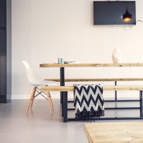 Living Spaces and Dining