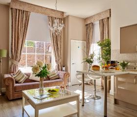 Delphi Apartments