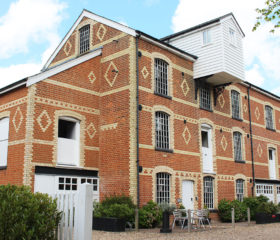 The Steam Mill